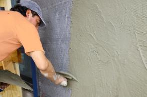 Mavčne stene pripravljene mešanice