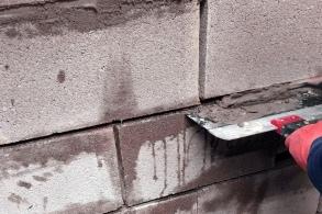 Сухие строительные смеси кладочные растворы объемные пропорции цементного раствора
