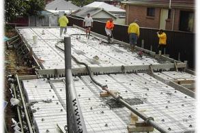 Трасс бетон вырезка бетона