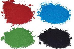 Цемент цветной в москве керамзитобетон удельный вес