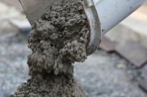 замешка бетона