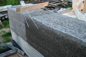 Дома из керамзитобетона с опалубкой завод по бетону домодедово