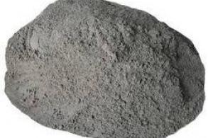 Пуццоланового бетона бетон выбросы