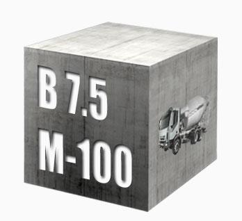 Бетоны м100 бетон лстк