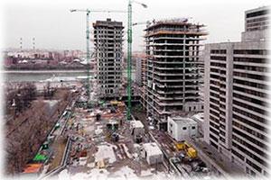 Кризис в строительной отрасли