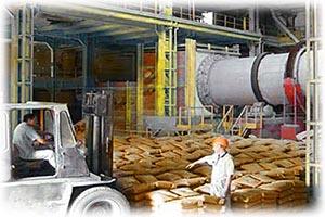 Новая линия для производства цемента ОАО Сухоложскцемент