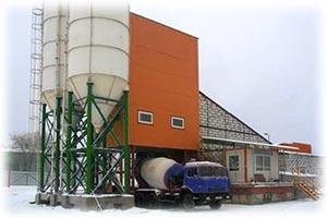 Объединение 45-эксклюзивный поставщик бетона
