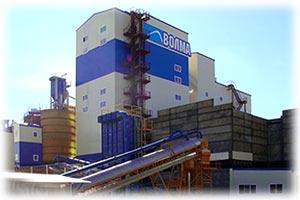 ООО ВОЛМА открывает завод сухих смесей