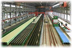 Завод ЖБИ запущен в Астане